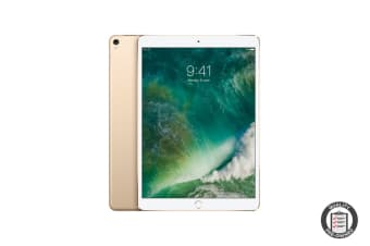 "Apple iPad Pro 10.5"" (64GB, Wi-Fi, Gold) Preowned"