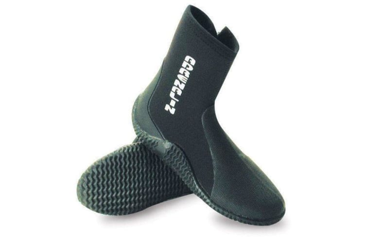 Adrenalin 5mm Zip Boot MD-LG-9