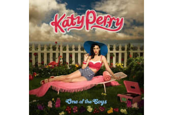 Katy Perry One of the Boys BRAND NEW SEALED MUSIC ALBUM CD - AU STOCK