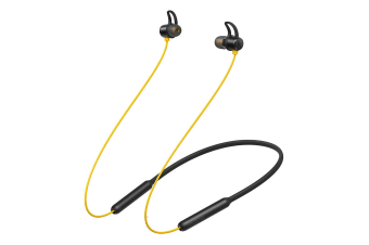realme Wireless Buds In-Ear Earbuds - Yellow