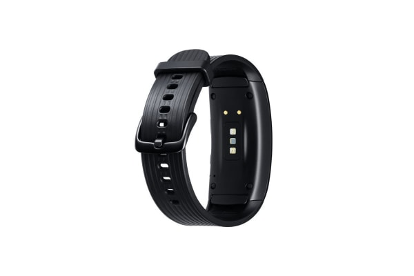 Samsung Gear Fit2 Pro (Large, Black)