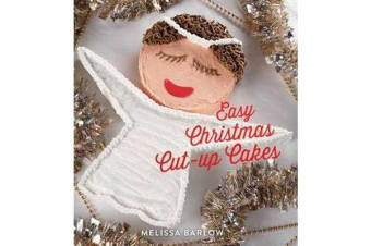 Easy Christmas Cut-Up Cakes
