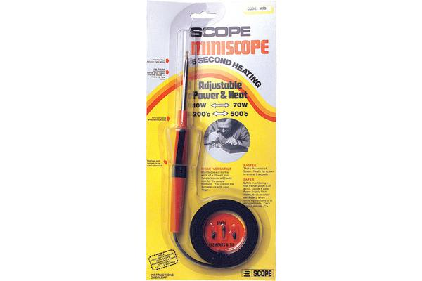 Scope Mini-Scope Soldering Iron
