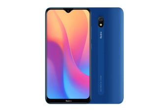 Xiaomi Redmi 8A (32GB, Blue) - Global Model