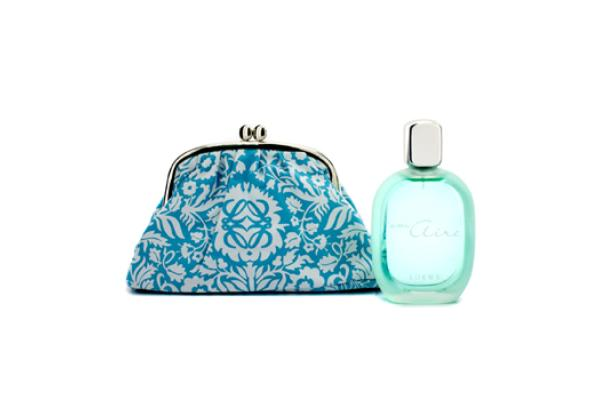 Loewe A Mi Aire Eau De Toilette Spray 50ml/1.7oz + Pouch (1pc+pouch)