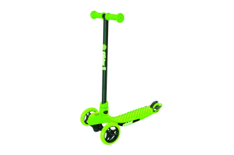 Yvolution Y Glider Air Scooter (Green)