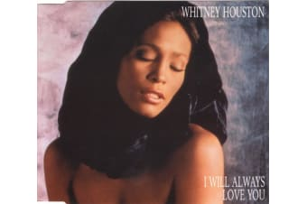 Whitney Houston – I Will Always Love You PRE-OWNED CD: DISC EXCELLENT