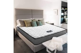 Giselle Bedding SINGLE Size Bed Mattress Tight Top Bonnell Spring Foam 16CM
