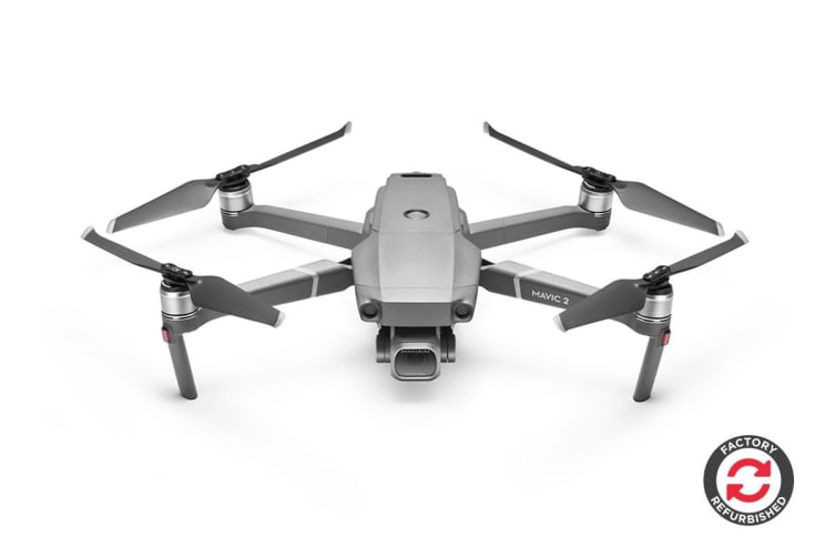 DJI Mavic 2 Pro - Official DJI Refurbished