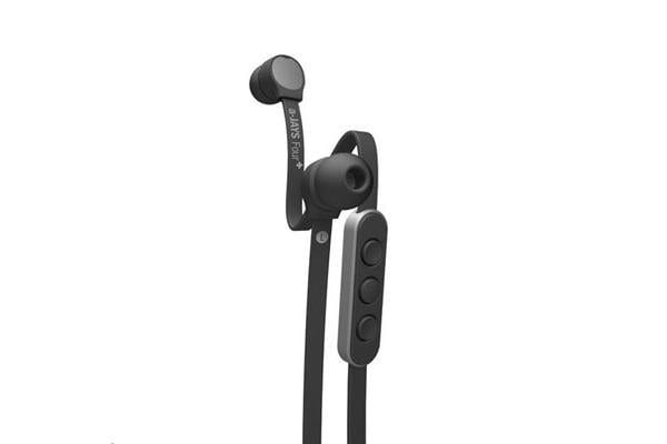Jays a-JAYS Four+ iOS Headphones with Microphone - Silver/Black
