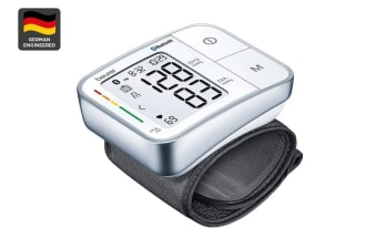 Beurer Bluetooth Wrist Blood Pressure Monitor (BC57)