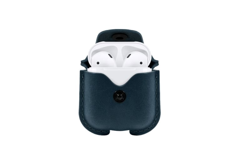 Twelve South AirSnap Case for AirPods - Teal