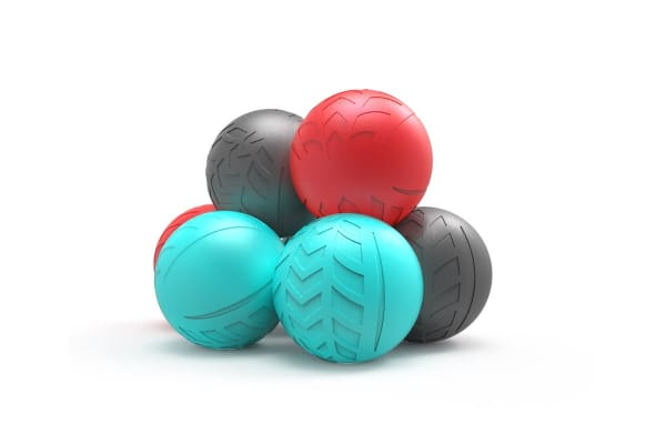 Sphero Turbo Cover (Carbon)