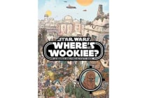 Star Wars - Where's the Wookiee? Search and Find Book