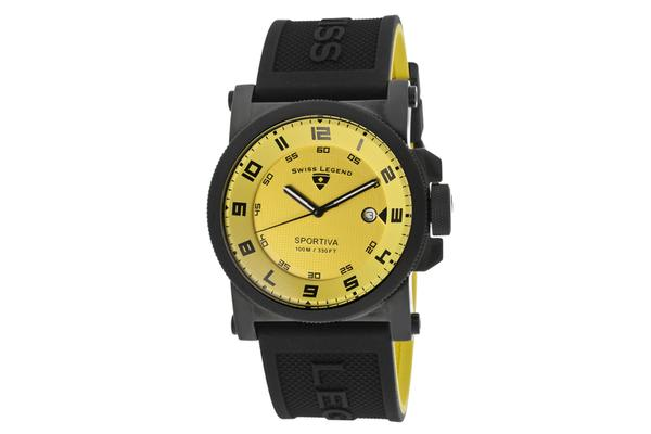 Swiss Legend Men's Sportiva (SL-40030-BB-07)