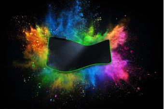 Razer Goliathus Chroma Black Gaming mouse pad