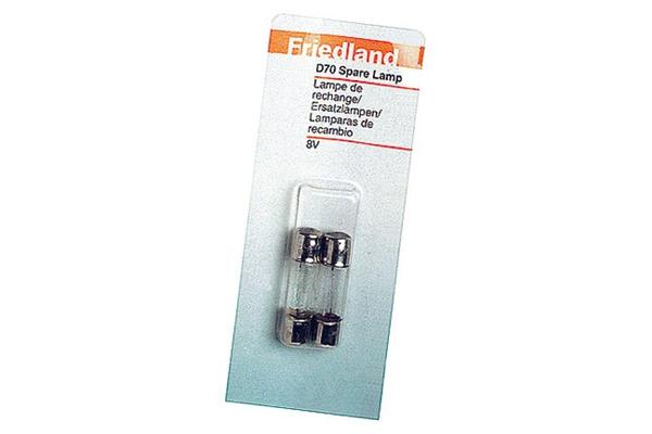 Friedland 2-Pack Friedland Lamp