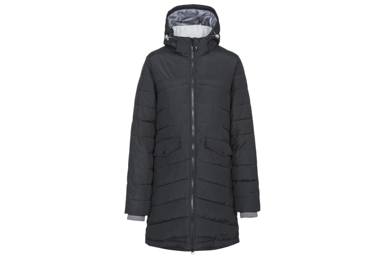 Trespass Womens/Ladies Homely Padded Jacket (Black) (XS)