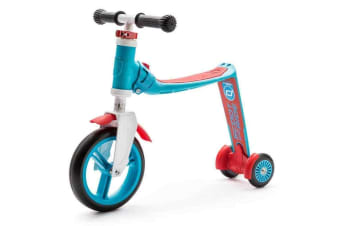 Scoot and Ride Highway Baby Plus Ride On and Scooter - Blue