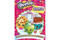 Shopkins Colouring and Activity Book