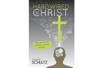 Hardwired to Christ - Renew Your Mind in 365 Days, One Question at a Time.