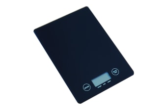 5kg/1g Kitchen Digital Scale LCD Electronic Balance Food Weight Postal Scales black