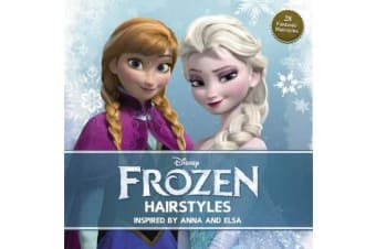 Disney Frozen Hairstyles - Inspired by Anna and Elsa