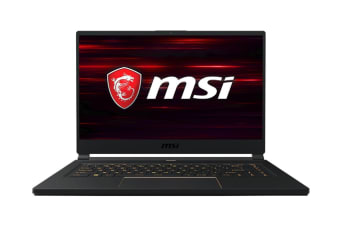 "MSI GS65 Stealth 9SD 15.6"" 144Hz Core i7 16GB RAM 512GB SSD GTX1660Ti W10H Gaming Laptop"