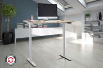 Kogan Electric Height Adjustable Desk (140 x 70 cm) - Refurbished
