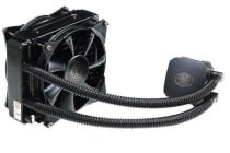Coolermaster Nepton 140x AIO CPU Liquid Cooler, LGA 2066 140mm Jetflo Fan, Multi-Socket Support, Editor's Choice Award (LS)