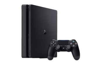 Sony PlayStation 4 Slim Console 500GB (Black)