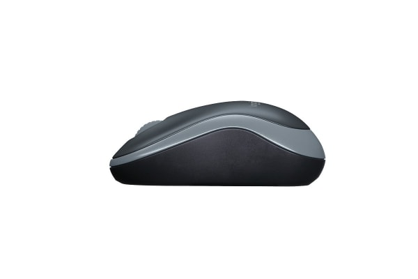 Logitech M185 Wireless Mouse - Grey (910-002255)