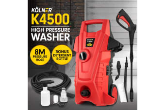 Kolner Electric High Pressure Water Washer Cleaner - K4500