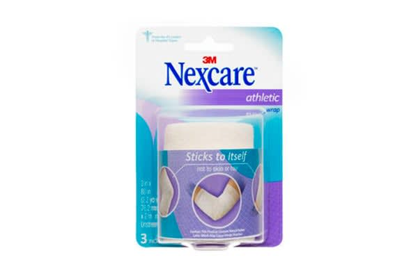 Nexcare Athletic Wrap White (Unstretched, 75mm x 2m)