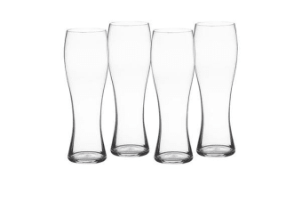 Spiegelau Beer Classics Wheat Beer Glass Set of 4