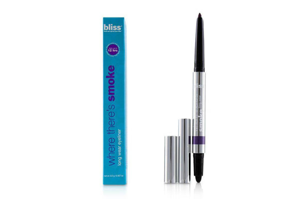 Bliss Where There's Smoke Long Wear Eyeliner - # Plum Lucky 0.2g/0.007oz