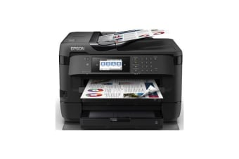 EPSON 25Kg+ Freight Rate-MFP, FAX, 32ppm(B),20ppm(C),4800 x 2400 dpi, 4x