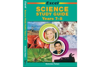 Excel Years 7-8 Science Study Guide