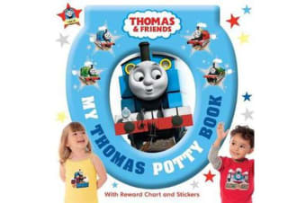 Thomas & Friends - My Thomas Potty Book