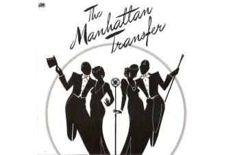 The Manhattan Transfer BRAND NEW SEALED MUSIC ALBUM CD - AU STOCK