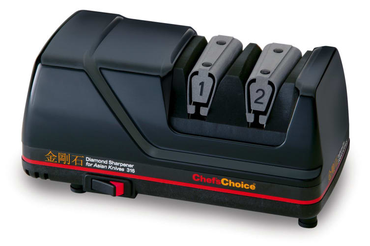 Chef's Choice 316 Diamond Hone Electric Knife Sharpener for Asian Style Knives