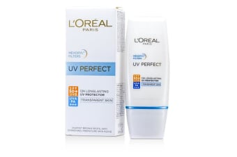 L'Oreal Dermo-Expertise UV Perfect Long Lasting UVA/UVB Protector PA+++ - #Transparent Skin 30ml