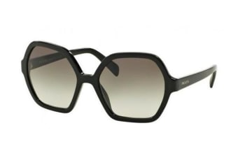 Prada PR06SS 56mm - Black (Grey Gradient lens) Womens Sunglasses