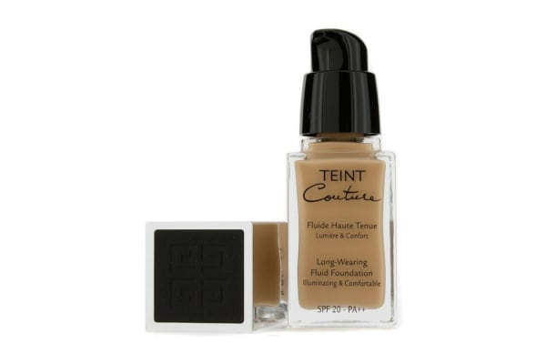 Givenchy Teint Couture Long Wear Fluid Foundation SPF20 - # 6 Elegant Gold (25ml/0.8oz)