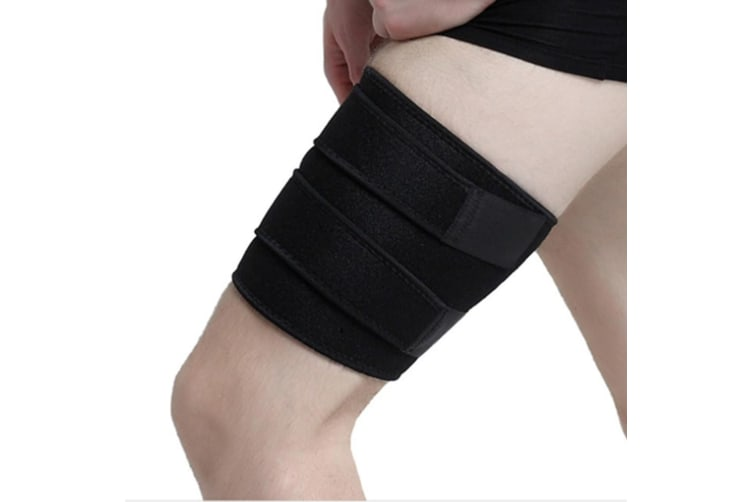 muscle strain breathable protective outdoor sports Thigh pads Y000004