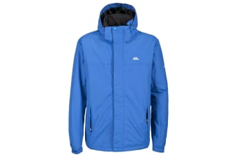 Trespass Mens Donelly Waterproof Padded Jacket (Electric Blue) (XXXL)
