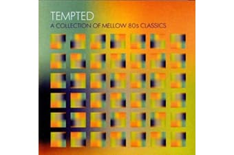 TEMPTED A Collection Of Mellow 80s Classics BRAND NEW SEALED MUSIC ALBUM CD