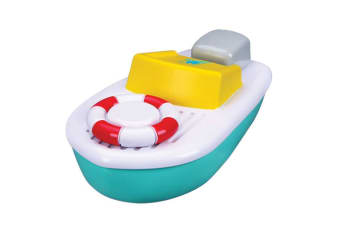 BB Junior Splash N Play Twist & Sail Motorboat Baby Bath/Shower Pool Water Toys