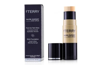 By Terry Nude Expert Duo Stick Foundation - # 4 Rosy Beige 8.5g/0.3oz