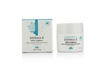 Derma E Therapeutic Skin Lighten 56g/2oz